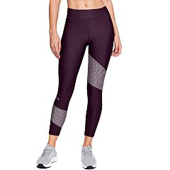 Women's Under Armour HeatGear High Waisted Graphic Ankle Leggings