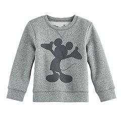 Disney's Mickey Mouse Toddler Boy Silhouette Softest Fleece Sweatshirt by Jumping Beans®