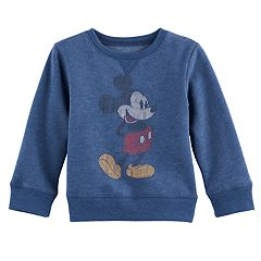 Disney's Mickey Mouse Toddler Boy Softest Fleece Sweatshirt by Jumping Beans®