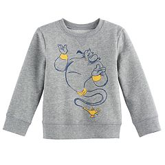 Disney's Aladdin Toddler Boy Genie Softest Fleece Sweatshirt by Jumping Beans®