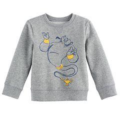 Disney's Aladdin Toddler Boy Genie Softest Fleece Sweatshirt by Jumping Beans®