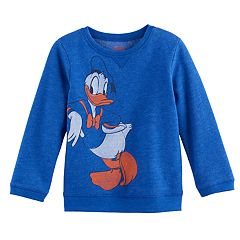 Disney's Donald Duck Toddler Boy Softest Fleece Sweatshirt by Jumping Beans®