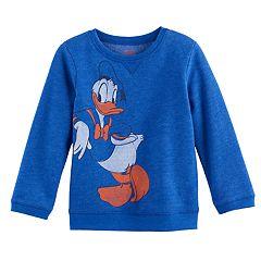 Disney's Donald Duck Toddler Boy Softest Fleece Sweatshirt by Jumping Beans®