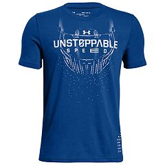 Boys 8-20 Under Armour 'Unstoppable Speed' Tee
