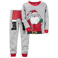 Boys 4-12 Carter's Abominable Snowman 2-Piece Pajama Set