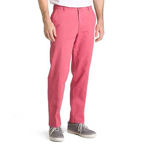 Men's IZOD Saltwater Straight-Fit Stretch Chino Pants