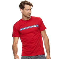 Men's FILA SPORT® Stripe Graphic Tee