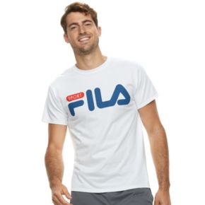 Men's FILA SPORT Basic Graphic Tee