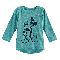 Disney's Mickey Mouse Baby Boy Drop Tail Graphic Tee by Jumping Beans®