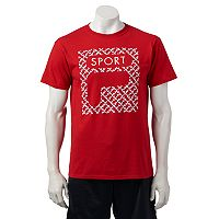Men's FILA SPORT® Box Graphic Tee