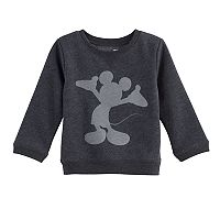 Disney's Mickey Mouse Baby Boy Softest Fleece Silhouette Sweatshirt by Jumping Beans®