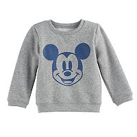 Disney's Mickey Mouse Baby Boy Softest Fleece Sweatshirt by Jumping Beans®