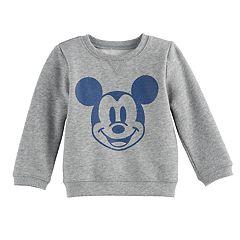 Disney's Mickey Mouse Baby Boy Softest Fleece Sweatshirt by Jumping Beans®