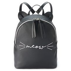 T-Shirt & Jeans 'Meow' Backpack