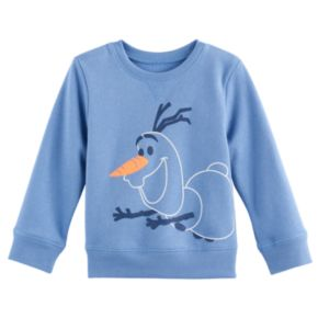 Disney's Frozen Baby Boy Olaf Softest Fleece Sweatshirt by Jumping Beans®