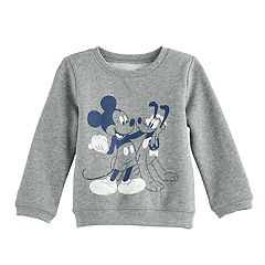 Disney's Mickey Mouse & Pluto Baby Boy Softest Fleece Sweatshirt by Jumping Beans®