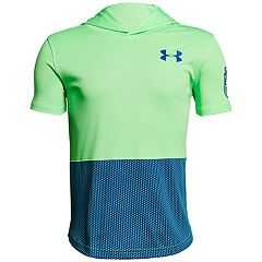 Boys 8-20 Under Armour Baseline Hooded Tee