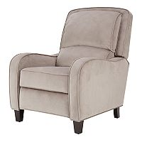 Madison Park Ripley Push Back Recliner Chair