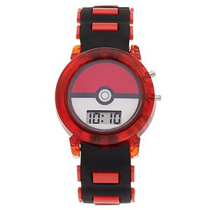 Pokémon Kids  Pikachu Digital Light-Up Watch. Sale dc56cdd3c3700