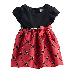 Baby Girl Youngland Beaded Dress