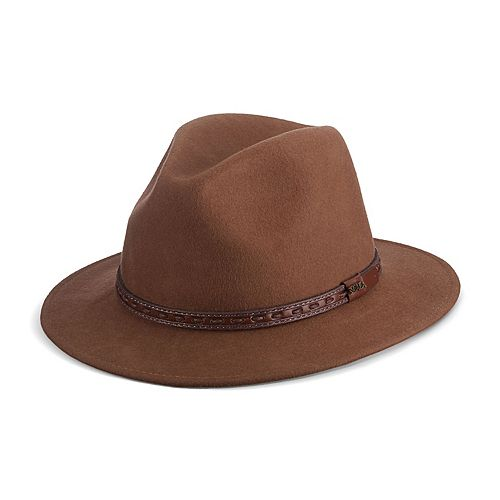 Men's Scala Wool Felt Safari Hat