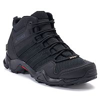 adidas Outdoor Terrex AX2R Mid GTX Men's Waterproof Hiking Boots