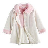 Baby Girl Youngland Jacket & Dress Set