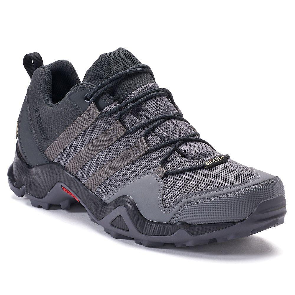adidas Outdoor Terrex AX2R GTX Men's Waterproof Hiking Shoes