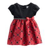 Toddler Girl Youngland Beaded Dress