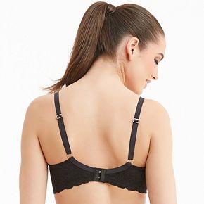 Montelle Intimates Bras: Divine Full-Figure Lace Bra 9323