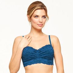 Montelle Intimates Bras: Scalloped Lace Bralette 9334