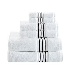 Madison Park Coelho Embroidered 6-piece Cotton Towel Set