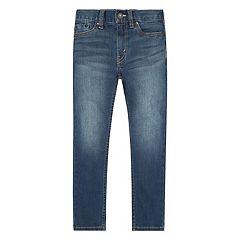 Boys 4-7x Levi's Slim Fit Comfort Jeans