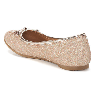 SO® Candy Girls' Ballet Flats