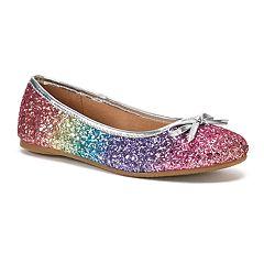 SO® Candy Girls' Ballet Flats
