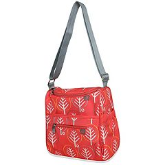 Fisher-Price Tree Print Bottle Bag