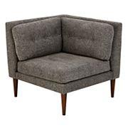 INK+IVY Auburn Corner Accent Chair
