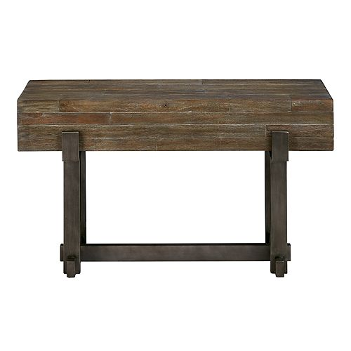 INK+IVY Timber Console Table