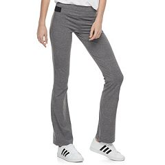 Juniors' SO® Colorblock Skinny Boot Yoga Pants