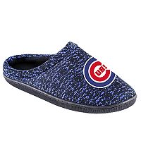 Men's Forever Collectibles Chicago Cubs Slippers