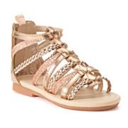 Carter's Smile 2 Toddler Girls' Gladiator Sandals