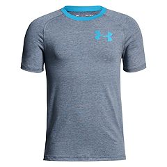 Boys 8-20 Under Armour Charged Cotton Tee