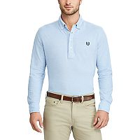 Big & Tall Chaps Regular-Fit Oxford Polo