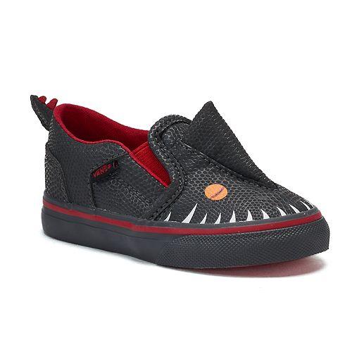 Vans Asher Vanosaur Toddler Boys' Sneakers
