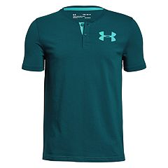 Boys 8-20 Under Armour Henley Tee