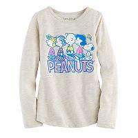 Girls 4-10 Jumping Beans® Peanuts Gang Tee