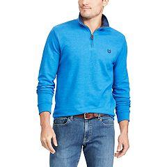 Big & Tall Chaps Regular-Fit Quarter-Zip Pullover