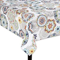 Food Network™ Floral Medallion Tablecloth