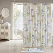 Madison Park Inspiration Shower Curtain
