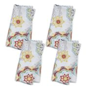 Food Network? Floral Medallion Napkin 4-pk.
